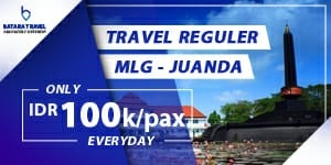 travel malang juanda batara travel